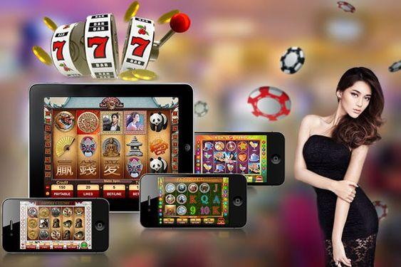 "Online gambling games that we know as ""slots"""